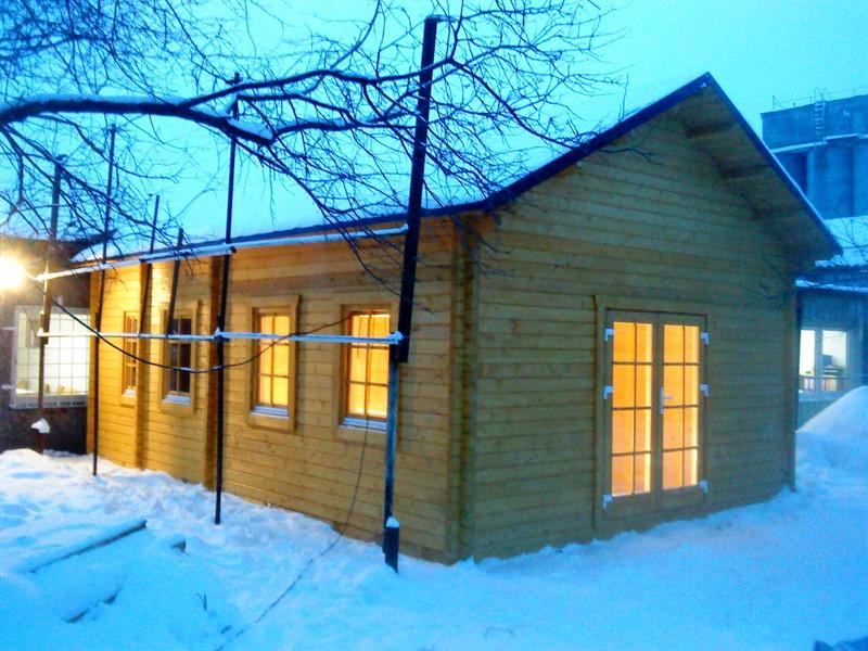 Летний дом новосибирск